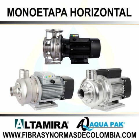 MONOETAPA HORIZONTAL